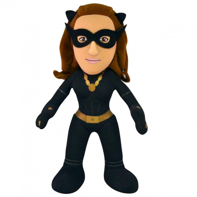 CATWOMAN 10 INCH PLUSH DOLL