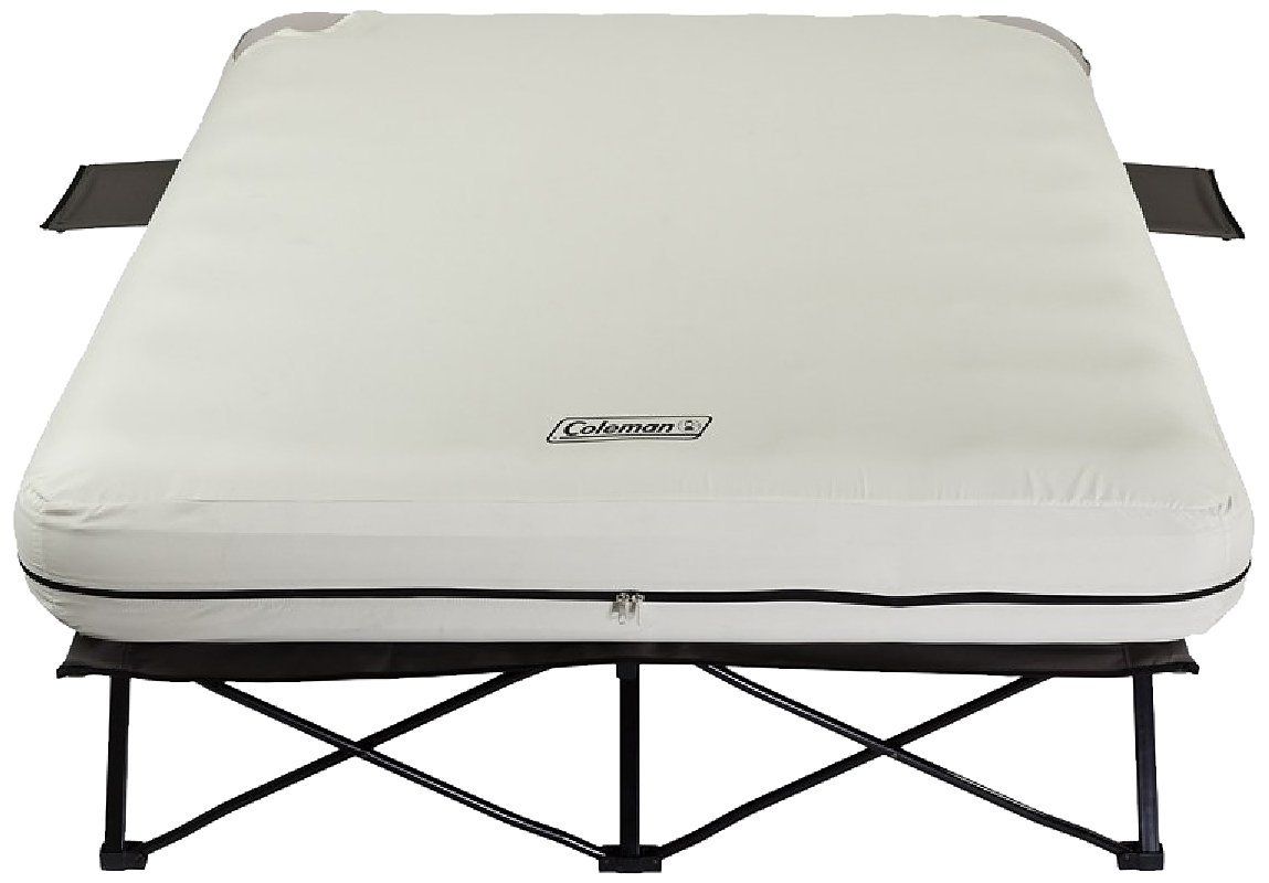 coleman queen sized cot and air mattress christmas wishes gifts