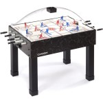 DOME ENCASED HOCKEY TABLE