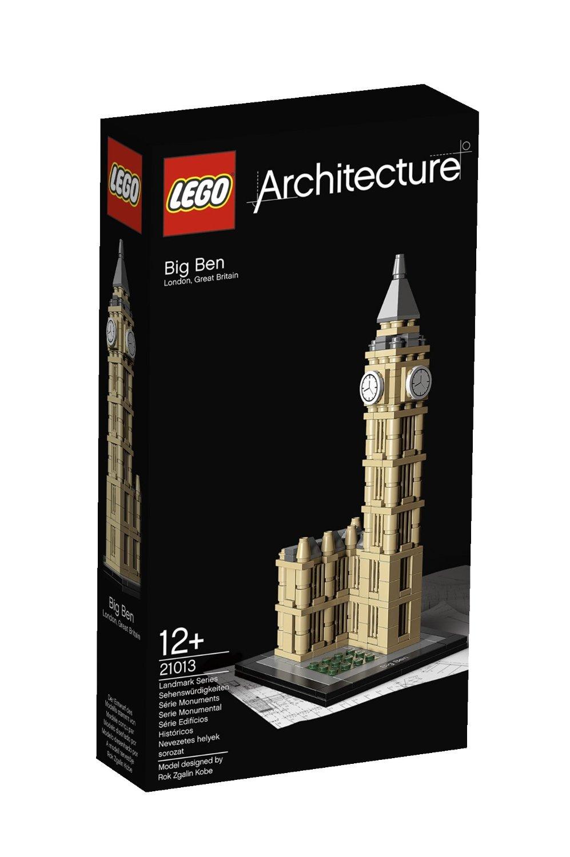 LEGO ARCHITECTURE LONDON BIG BEN