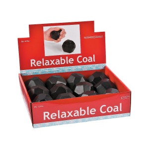 LUMP-OF-COAL-STRESS-BALL PACKAGE