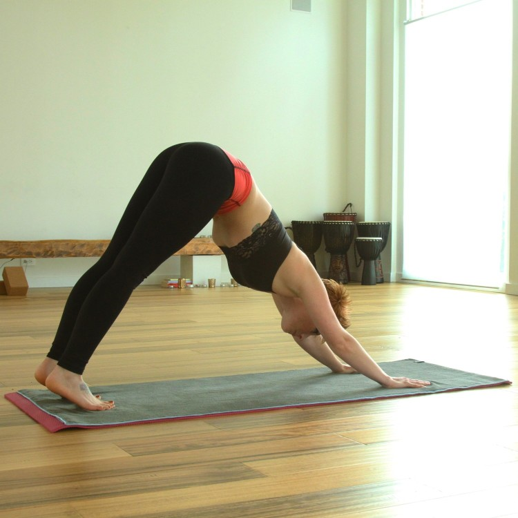 YOGA TOWEL FOR USE WITH YOGA MAT
