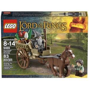 LEGO 9469 GANDALF ARRIVES