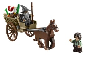 LEGO 9469 GANDALF ARRIVES 2