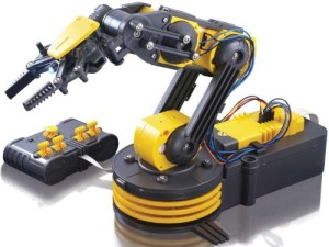 ROBOTIC ARM WITH CONTROLLER