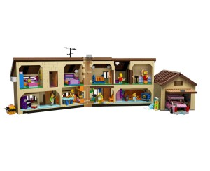 SIMPSONS HOUSE LEGO 3