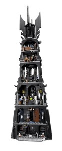 THE LORD OF THE RINGS LEGO 10237 THE TOWER OF ORTHANC 3
