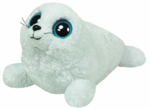 TY BEANIE BOOS ICEBERG THE WHITE SEAL