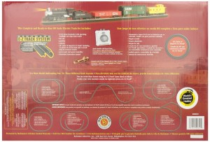 pacific flyer train set box