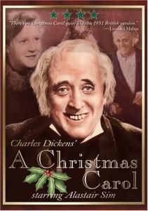 SCROOGE / A CHRISTMAS CAROL (1951 ORIGINAL BLACK AND WHITE VERSION)  DVD