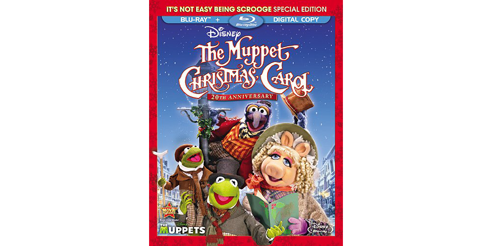The Muppet Christmas Carol Trailer 1992.The Muppet Christmas Carol 1992 Christmas Wishes Gifts