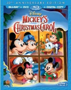 Mickeys Christmas Carol BLUERAY