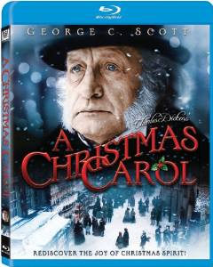 A CHRISTMAS CAROL (1984) BLUERAY