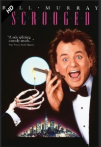 SCROOGED INSTANT VIDEO