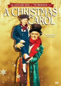 SCROOGE / A CHRISTMAS CAROL (2012 RESTORED BLACK AND WHITE VERSION)  DVD