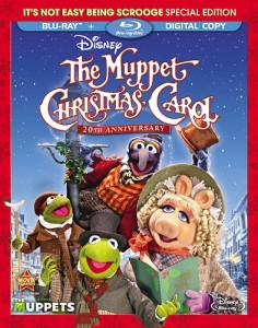 THE MUPPET CHRISTMAS CAROL BLUERAY