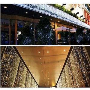 christmas light curtain 3