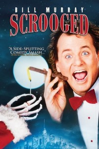 SCROOGED BLUE RAY