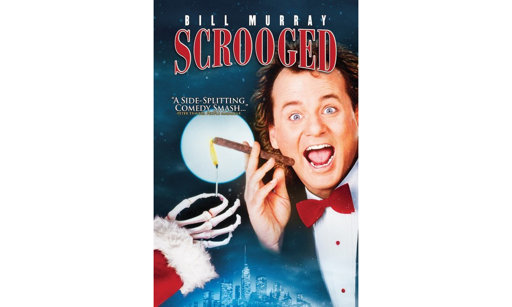 SCROOGED (1988) - Christmas Wishes Gifts