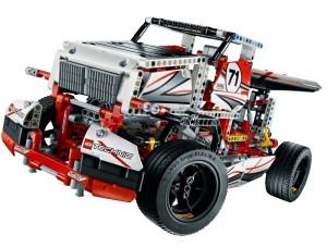 LEGO Exclusive Technic Grand Prix Racer 42000 TRUCK