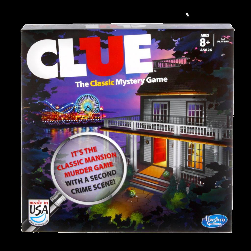 Clue-Game-Box