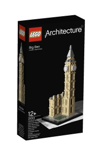LEGO-ARCHITECTURE-LONDON-BIG-BEN