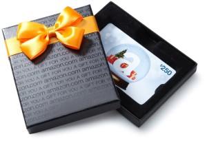 $250 Amazon Gift Card