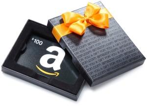 Amazon Gift Card Classic Box