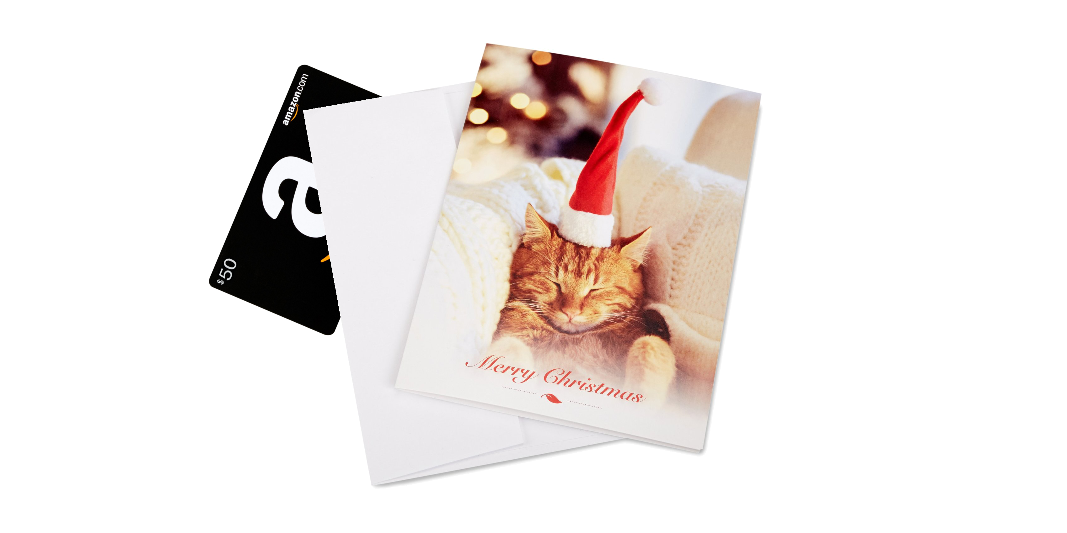 send a christmas card free with an amazon gift card