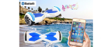 HOVERBOARD with BUILT-IN BLUETOOTH SPEAKER