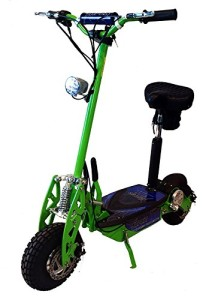 Super Cycles & Scooters BlackSUP800-2 GREEN