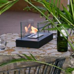 Tabletop Portable Ethanol Fireplace
