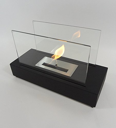 Nu-Flame Incendio Tabletop Fireplace Detail