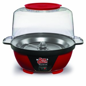 Stir Crazy Theatre Popcorn Maker