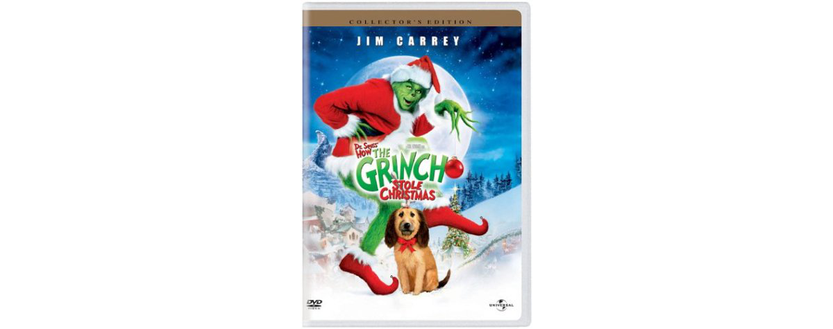 dr suess how the grinch stole christmas 2001 jim carrey christmas wishes gifts - How The Grinch Stole Christmas 2014
