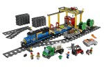 LEGO Locomotive Train with Loading Crane 60052