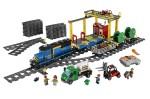 LEGO Locomotive Train with Loading Crane 60052