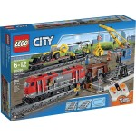 LEGO HEAVY HAUL TRAIN & CRANE LOADER 60098
