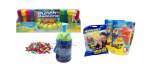 BIODEGRADABLE WATER BALLOONS & QUICK FILLING ACCESSORIES