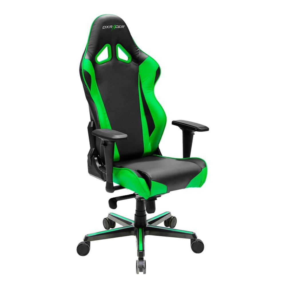 DXRacer Tacing Series Gaming Chair green
