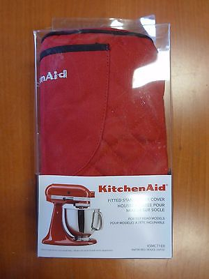 Kitchenaid Empire Red Stand Mixer Fitted Cover Christmas