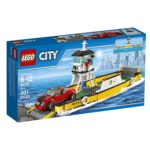 THE LEGO CITY FERRY