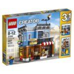 LEGO Corner Deli 3105