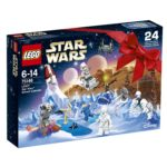 LEGO STAR WARS CHRISTMAS ADVENT CALENDER