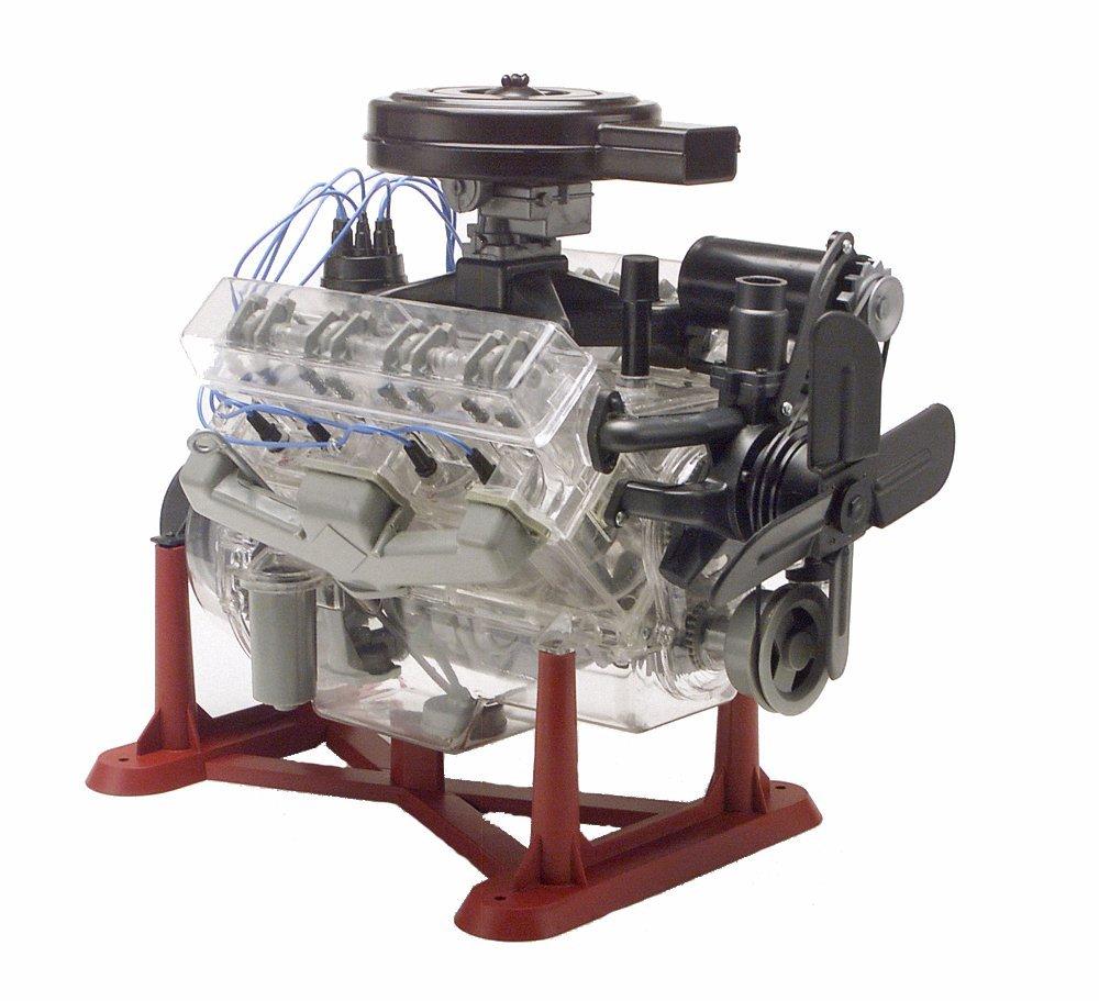 revell-85-8883-1-4-visible-v-8-engine-plastic-model-kit-12-inch