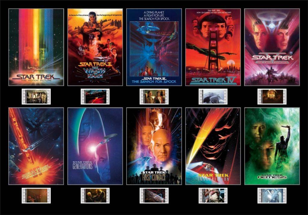 Star Trek: Stardate Collection 10 MOVIES - Christmas ...